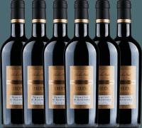6er Vorteils-Weinpaket - Primitivo di Manduria Riserva DOC 2016 - Conte di Campiano