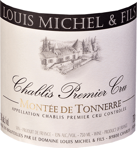 Chablis Premier Cru Montée de Tonnerre 2018 - Domaine Louis Michel et Fils von Domaine Louis Michel & Fils