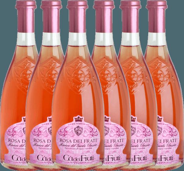 6er Vorteils-Weinpaket - Rosa dei Frati DOC 2019 - Cà dei Frati