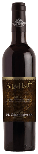 Banyuls Rouge Bila-Haut AOC 0,5 l 2017 - M. Chapoutier von M. Chapoutier