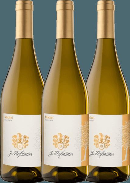 3er Vorteils-Weinpaket - Michei Sauvignon Blanc 2019 - J. Hofstätter