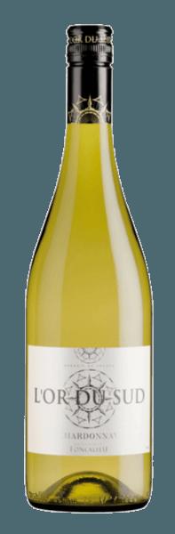 L'Or du Sud Chardonnay Pays D'Oc IGP 2019 - Les Vignobles Foncalieu