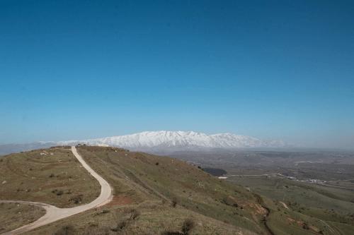 Die Golanhöhen