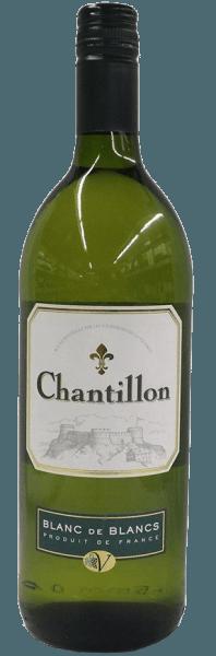 Chantillon Blanc de Blanc Vicomté d'Aumelas 1,0 l 2019 - Vignerons de la Vicomté