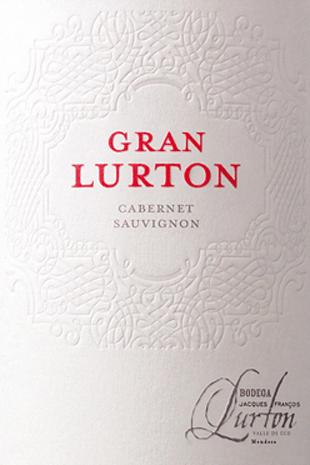 Gran Lurton Cabernet Sauvignon 2015 - Bodega Piedra Negra von Bodega Piedra Negra