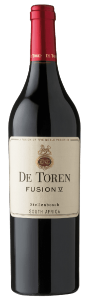 Fusion V 2017 - De Toren Private Cellar