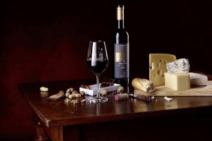 Wein und Käse - eine unschlagbare Kombination
