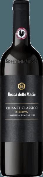 Famiglia Zingarelli Chianti Classico Riserva DOCG 2016 - Rocca delle Macìe