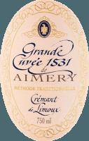 Vorschau: Aimery Grande Cuvée 1531 Rosé Crémant Brut - Sieur d'Arques