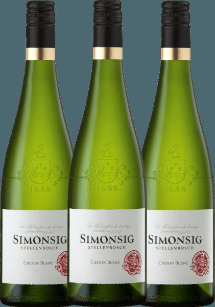 3er Vorteils-Weinpaket - Chenin Blanc 2020 - Simonsig