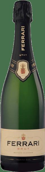 Dieser Schaumwein symbolisiert die Geschichte der Kellerei Ferrari und wird seit 1902 in der Region Trentino vinifiziert. Der Ferrari Brut Magnum von Ferrari präsentiert sich von einer strohgelben Farbe mit grünlichen Schattierungen im Glas. Das Boquet dieses Spumante ist intensiv und verströmt Aromen von Hefe, Feldblumen und Golden Delicious Äpfeln. Geschmacklich überzeugt er durch Harmonie, Geschmeidigkeit, Klarheit und Noten von frischem Brot und reifen Früchten. Daten des Ferrari Brut Magnum von Ferrari Weingut: FerrariLand: ItalienAnbauregion: TrentinoRebsorten: 100% ChardonnayInhalt: 1,5 lLagerfähigkeit: 3 - 4 Jahre ab JahrgangAlkoholgehalt: 12,50 Vol.%Restsüße: 8,80 g/lSäuregehalt: 6,40 g/lOptimale Serviertemperatur: 8°C Auszeichnungen des Ferrari Brut Magnum von Ferrari Gambero Rosso: 2 Gläser (Jahrgang 2010 u. 2011)Duemilavini: 4 Trauben Wine Enthusiast: 90 PunkteWeinwirtschaft 2011: Sieger in der Kategorie Schaum- und Perlweine des Jahres 2010Winereview-online: 90 Punkte