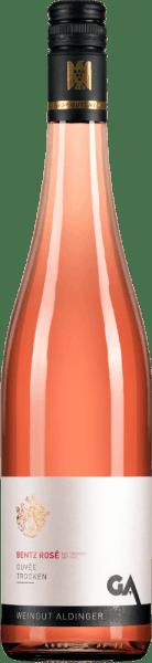 Bentz Rosé Cuvée trocken 2019 - Aldinger