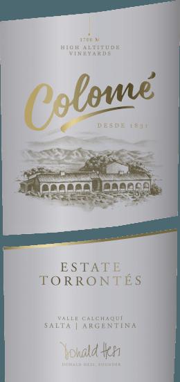 Colomé Torrontés 2020 - Bodega Colomé von Bodega Colomé