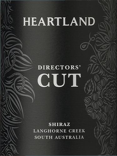 Director's Cut Shiraz 2016 - Heartland Wines von Heartland Wines