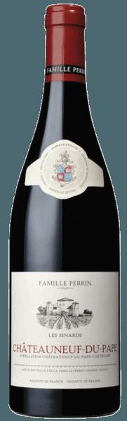 Les Sinards Rouge Châteauneuf du Pape AOC 2018 - Perrin & Fils