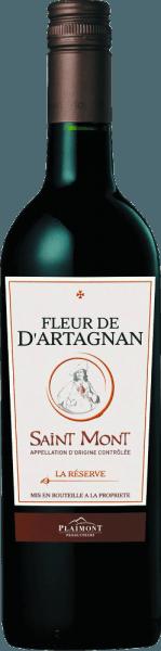 Fleur de d'Artagnan La Réserve Rouge 2017 - Plaimont