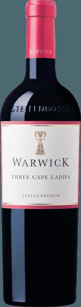 Three Cape Ladies Stellenbosch WO 2016 - Warwick Estate von Warwick Estate