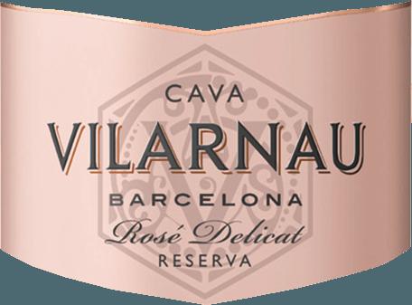 DerCava Brut Reserva Rosado von Vilarnau aus dem spanischen Weinanbaugebiet Katalonien wird aus den Rebsorten Trepat (85%) und Pinot Noir vinifiziert (15%) - ein wundervoll eleganter und saftiger Cava. Im Glas erstrahlt dieser Schaumwein in einem leuchtenden Himbeerrosa mit pinken Schattierungen. Die Perlage steigt in feinen, anhaltenden Perlenschnüren auf. Das kraftvolle Bouquet wird von reifen roten Früchten dominiert - insbesondere rote Johannisbeere, Himbeere und Kirschen. Auch am Gaumen ist die herrlich saftige Fruchtfülle präsentiert und wird von Anklängen nach Brioche begleitet. Die Balance zwischen der sehr dezenten Süße und der frischen Säure ist perfekt ausgewogen. Vinifikation desVilarnauCava Brut Reserva Rosado Barcelona Die Lese für die Trauben (Trepat und Pinot Noir) beginnt im September. Ist das Lesegut im Weinkeller von Vilarnau angekommen, wird die Maische zunächst in Edelstahltanks vergoren. Anschließend beginnt die zweite, traditionelle Flaschengärung. Mindestens 9 Monate reift dieser Wein in der Flasche. Abschließend wird dieser Cava degorgiert und kann das Weingut Vilarnau verlassen. Speiseempfehlung für den Barcelona Rosado Brut Reserva Cava Vilarnau Dieser Schaumwein aus Spanien ist ein wundervoll erfrischender Aperitif. Oder reichen Sie diesen Cava zu würzigen Tapas-Variationen und zu italienischen Pizza-Klassikern.