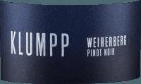 Vorschau: Weiherberg Pinot Noir trocken 2018 - Klumpp