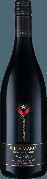 Pinot Noir Seddon Single Vineyard 2013 - Villa Maria