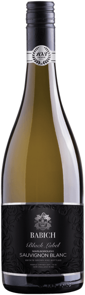 Sauvignon Blanc Black Label Marlborough 2020 - Babich
