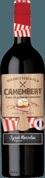 Camembert Syrah-Marselan 2020 - Les Grands Chais de France