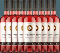 9er Vorteils-Weinpaket Santa Digna Rosé 2020 - Miguel Torres Chile
