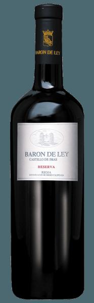 Castillo de Imas Reserva Rioja DOCa 2010 - Barón de Ley von Baron de Ley