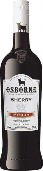 Osborne Sherry Medium - Osborne