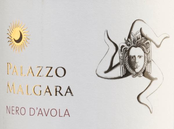 Nero d'Avola Terre Siciliane IGT 2019 - Palazzo Malgara von Palazzo Malgara