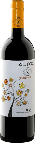 Altos R Tempranillo Rioja DOC 2018 - Altos de Rioja