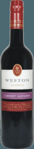 Das Auge erfreut sich bei dem Cabernet Sauvignon von Weston Estate Winery an einer wundervoll kirschroten Farbe. Das Bouquet wird getragen von Noten nach schwarzer Johannisbeeren und zarten Nuancen von Orangenschale. Der Rotwein umschmeichelt den Gaumen mit saftigen Aromen nach Cassis, saftiger Schwarzkirsche und einer feinen Kräuterwürze. Die herrliche Struktur des kalifornischen Weines wird von reifen Tanninen getragen, die sich aber nicht in den Vordergrund drängen. Der Abgang besitzt eine wundervolle Länge und lässt nochmals Noten von Kräutern und Schwarzkirsche aufkommen. Speiseempfehlung für den Weston Estate Winery Cabernet Sauvignon Genießen Sie den Rotwein aus Kalifornien zu zart-gebratenen Schweinemedaillons mit cremiger Sauce und Schwenkkartoffeln.