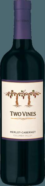 Two Vines Merlot Cabernet 2015 - Columbia Crest