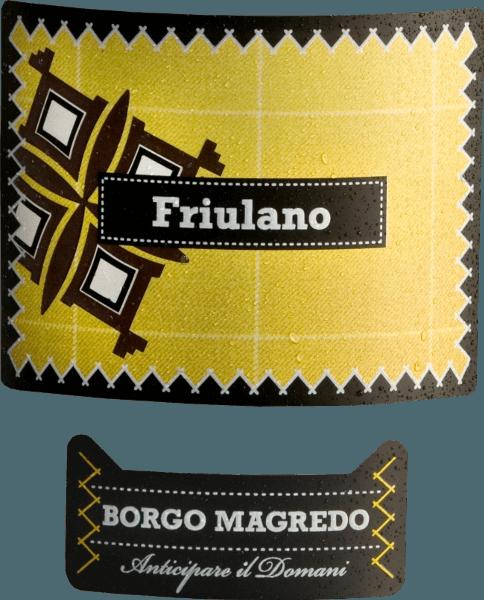 Friulano DOC 2019 - Borgo Magredo von Borgo Magredo