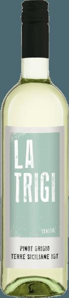 Pinot Grigio Terre Siciliane IGT 2019 - La Trigi