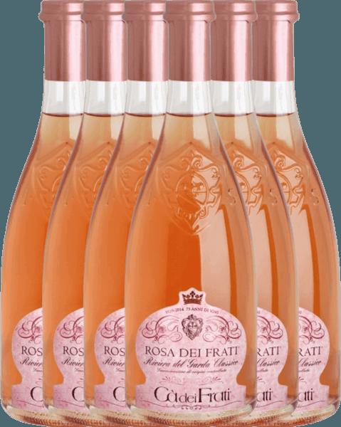 6er Vorteils-Weinpaket - Rosa dei Frati DOC 2020 - Cà dei Frati