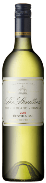 Diese Cuvée aus Chenin Blanc und Viognier ist sehr erfrischend.Der The Pavillion Chenin Blanc Viognier von Boschendal lässt Aromen von tropischen Früchten erkennen. Am Gaumen zeigen sich sanfte Gewürznoten. Servieren Sie diesen ausbalancierten und vollfruchtigen Wein zu einem Thunfisch-Steak.