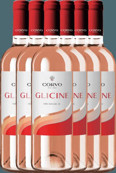 6er Vorteils-Paket - Glicine Rosato Terre Siciliane IGT 2020 - Duca di Salaparuta