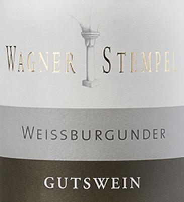 Weissburgunder trocken 2019 - Wagner-Stempel von Wagner-Stempel