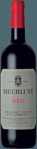Meerlust Red Wine of Origin Stellenbosch 2017 - Meerlust Wine Estate