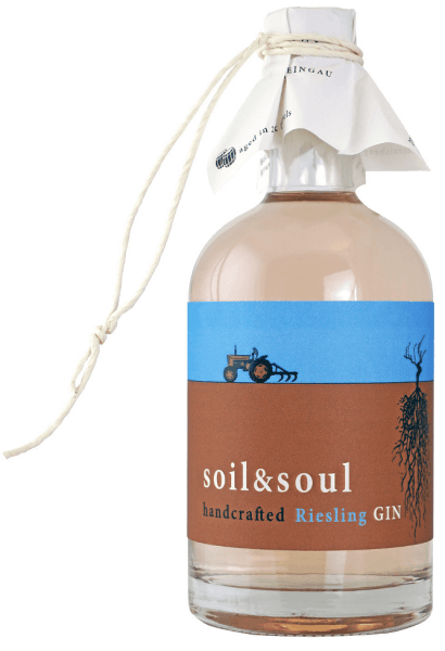 Soil & Soul Handcrafted Riesling Gin - Trenz