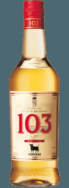 Osborne 103 Etiqueta Blanca - Osborne