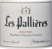 Vorschau: Les Pallières Racines Gigondas AOC - Vignobles Brunier
