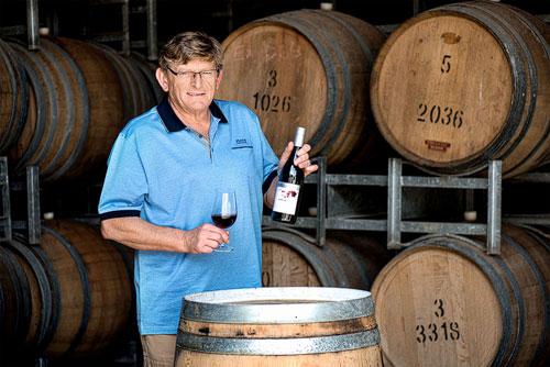 Frank Newman - Weinmacher von Deakin Estate