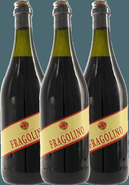 3er Vorteilspaket - Fragolino Rosso - Terre del Sole