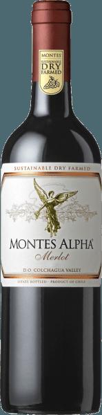 Montes Alpha Merlot 2019 - Montes