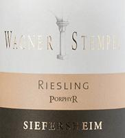 Vorschau: Siefersheim Riesling Porphyr 2019 - Wagner-Stempel