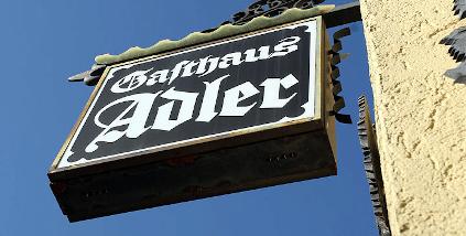 Gasthaus Adler von Wachtstetter