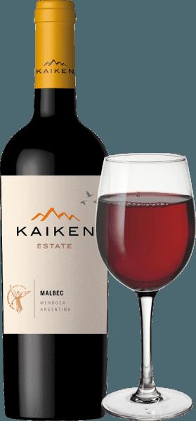 9er Vorteils-Weinpaket - Kaiken Malbec 2018 - Viña Kaiken von Bodega Kaiken