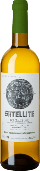 Satellite Blanc 2017 - Gombaude Guillot